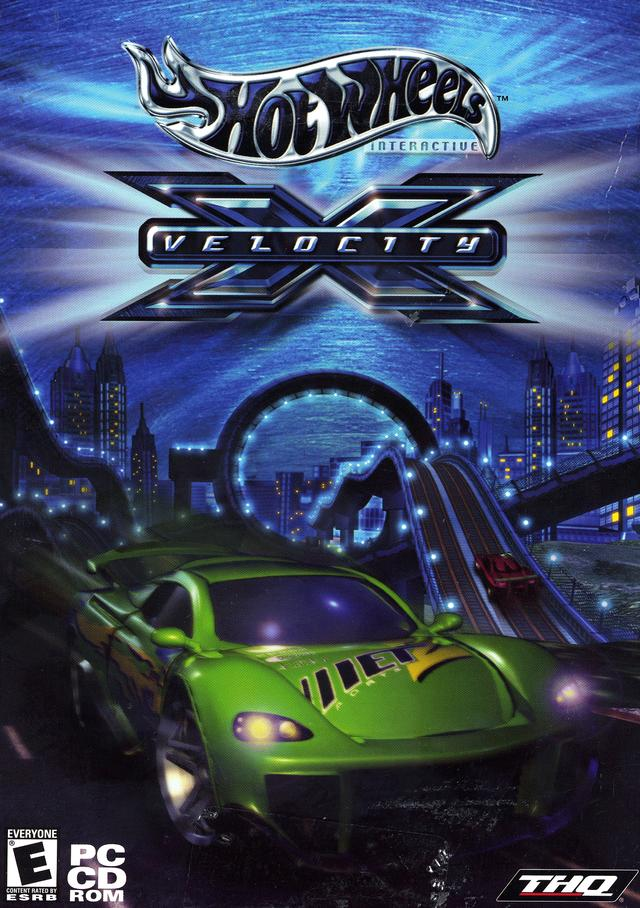 Hot Wheels Velocity X